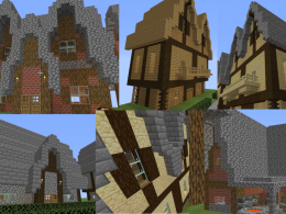 Town houses random blocks variation