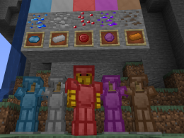 Here is a picture of some of the ores