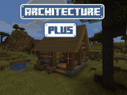 Welcome to Architecture Plus!