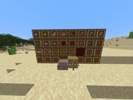 A picture showing all the items in the modpack.