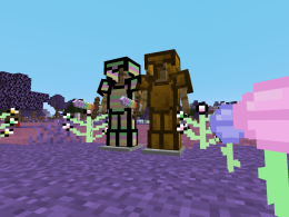 Candy And Chocolate Armor!