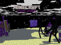 This is a fan-made Ender Update.