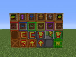 All the blocks and items. V1.1.0