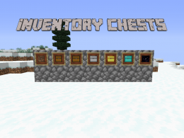 add different chests to store items