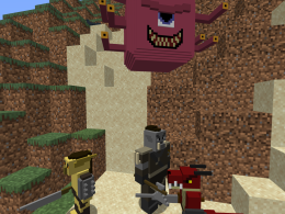 Dungeons and Dragons in Minecraft!