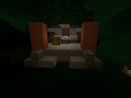 A Mysterious Outpost, found in Cragg. What's in that chest?