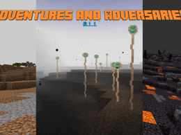 Adventures and Adversaries 0.1.1