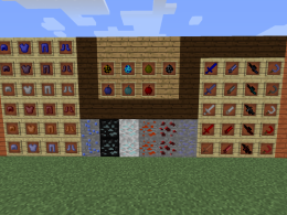 Picture of everything in MC+ Mod.