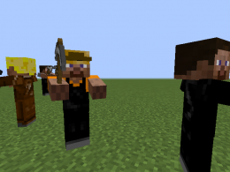 This is a mod of npcs. We only have 6 of them but we also can spawn normally anymore. Mostly some are common.