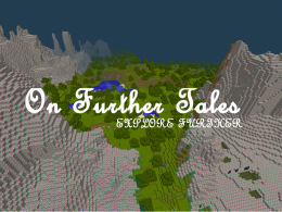 On Further Tales: Explore Further