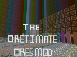 Nine New Ores