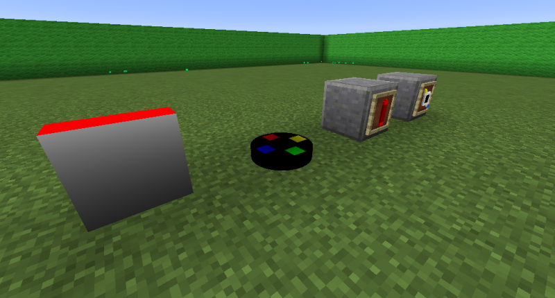 Code Wheel, Simon Mine, Crayon Ammo, and Bop It Gun