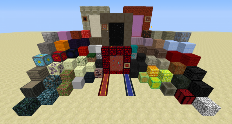 All blocks/portals