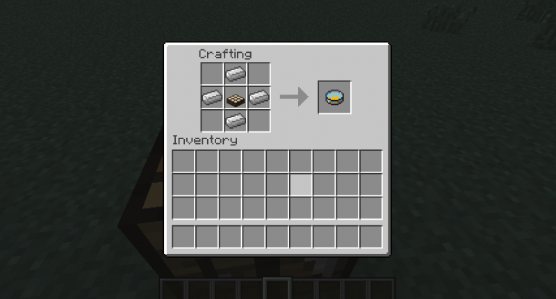 Day Time Changer Crafting