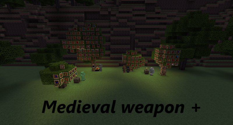 medieval weapon +