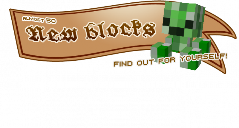 More blocks coming soon!