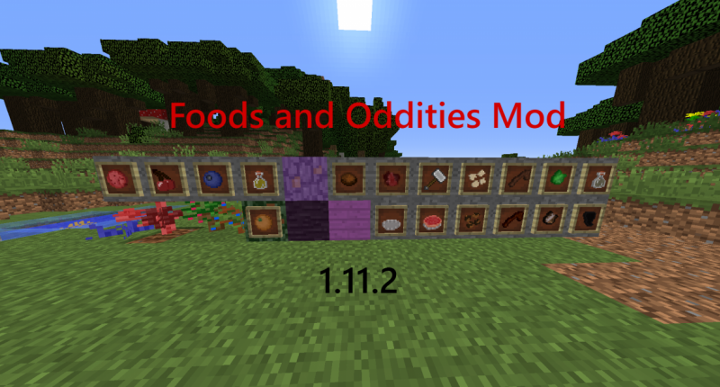 Foods and Oddities