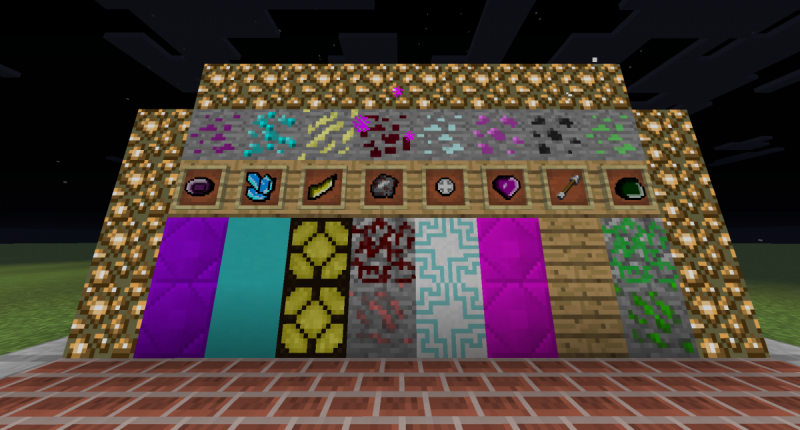 All the Blocks and Ore