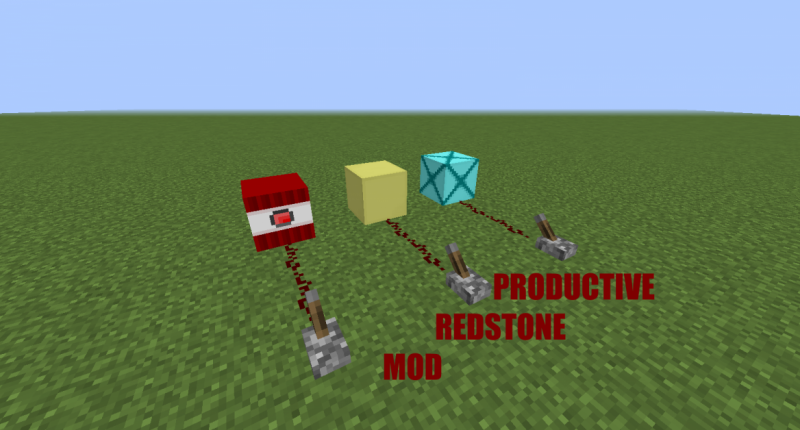 Adds in 3 new things in the redstone category of the creative inv