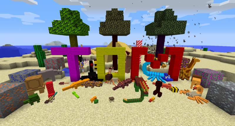 Tons of Mobs Mod!