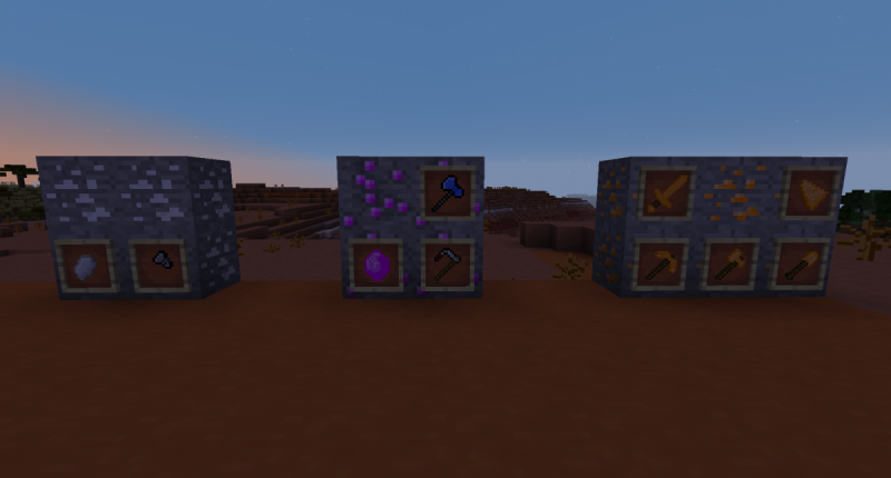 3 Other Ores