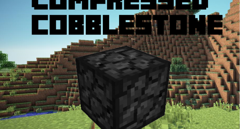 Compressed Cobblestone