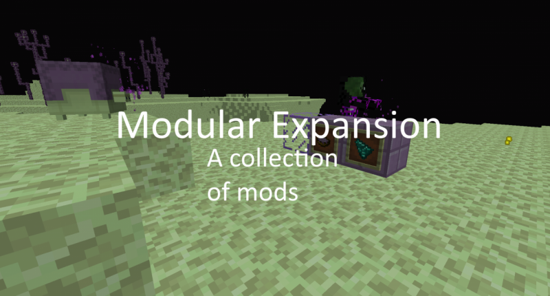 Modular Expansion (old)