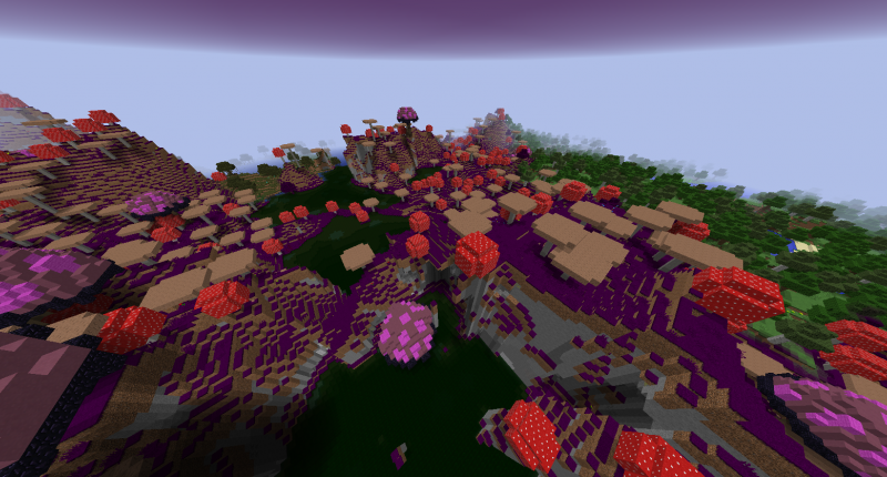 New Biome! Poison Forest