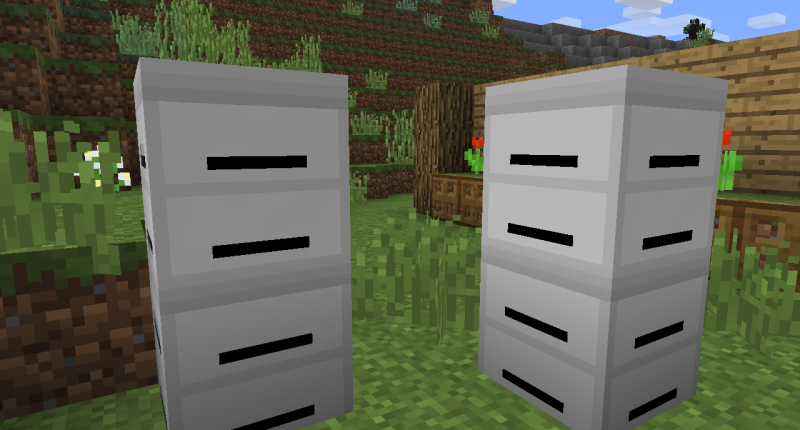New blocks: Beehives