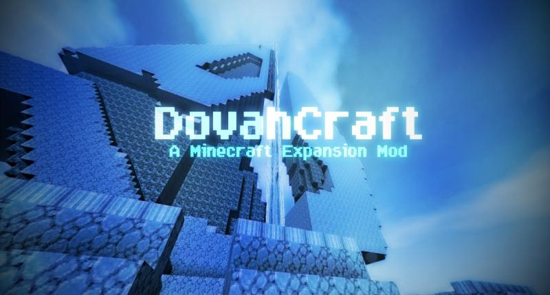 DovahCraft: A Minecraft Expansion Mod