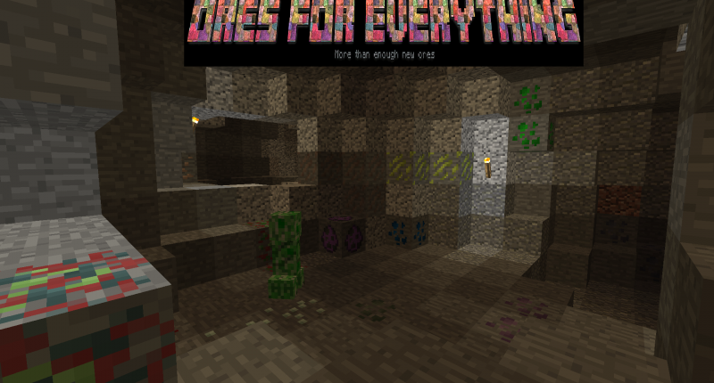 Ores for Everything