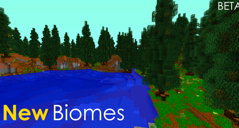 New Biome (tallTaiga)