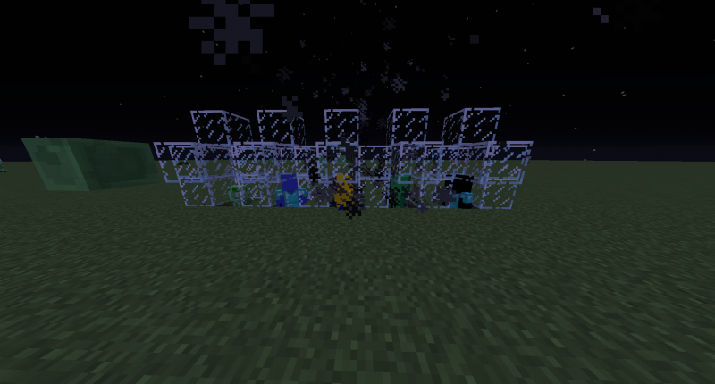New Mobs