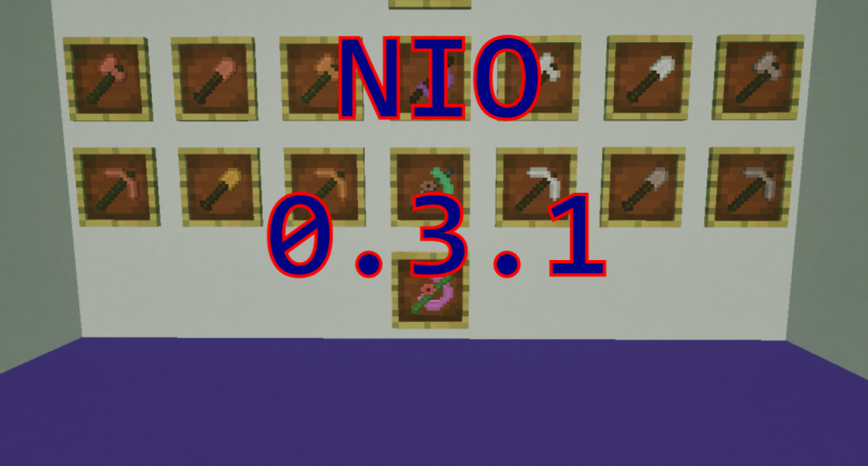 NewItems&Ores 0.3.1