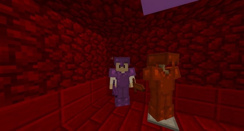 Nether Expanded Armors