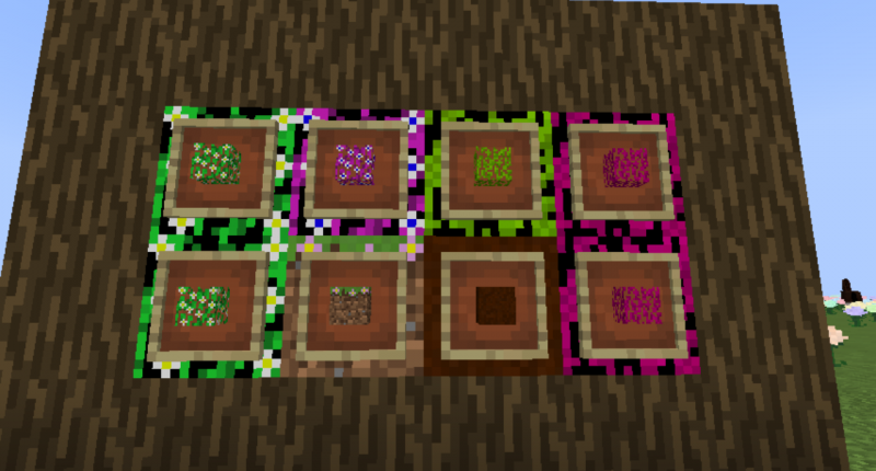 All Blocks of the mod