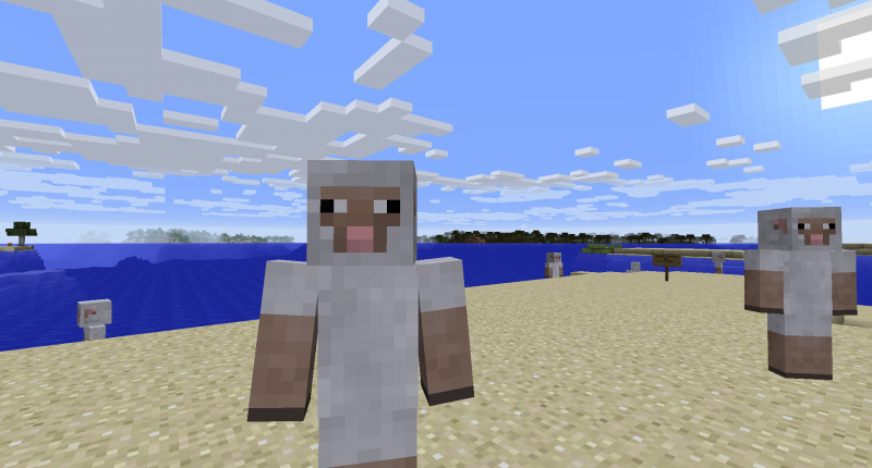 Meet Sheepman!