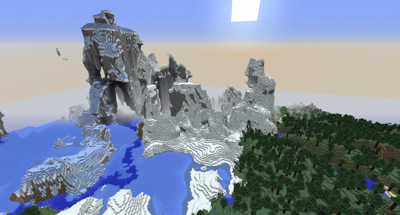 Hight Snow & Ice Biome