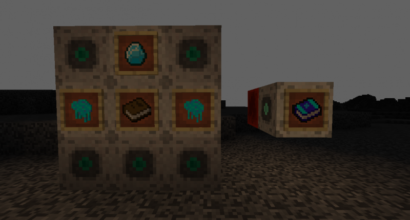 Tech Recipe Book (in this book all craft recipes, craft it on crafting table)