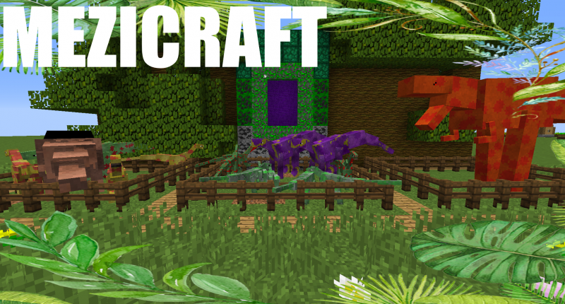 Welcome, to MeziCraft.