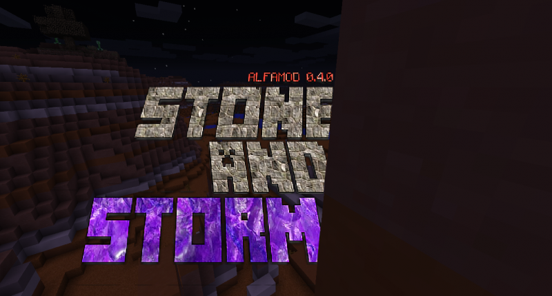 Stone and Storm