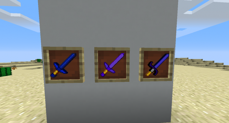 New Strong Swords