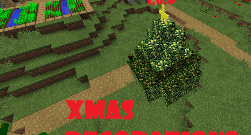 Xmas Decorations Mod