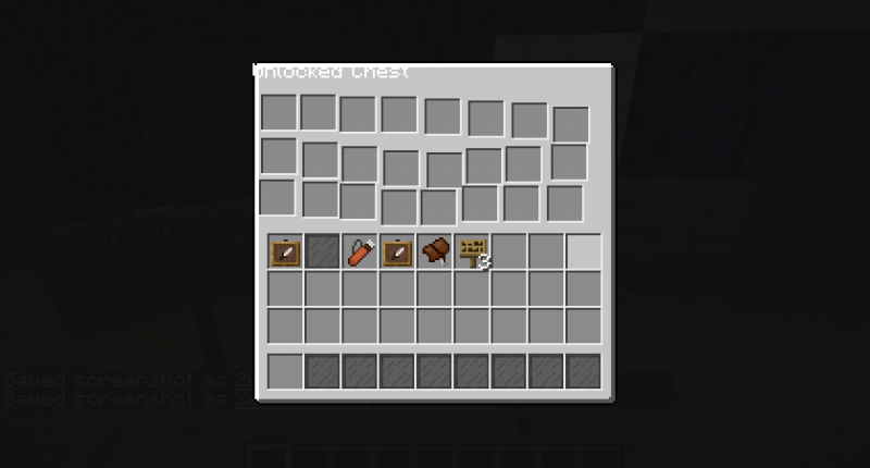 Gui to Locked Chest
