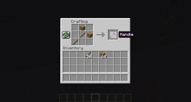 handle crafting