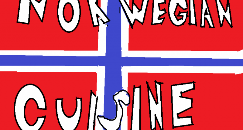 Norwegian and Scandanavian food