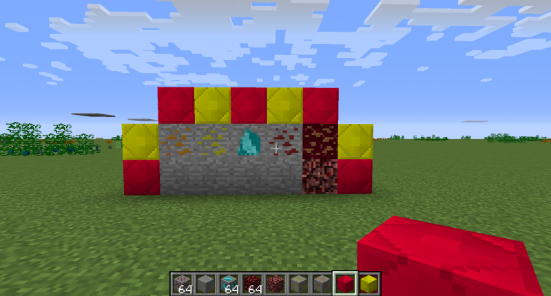 all of the ores