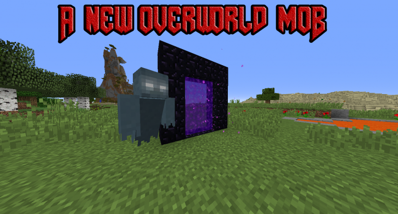 A new Overworld Mob