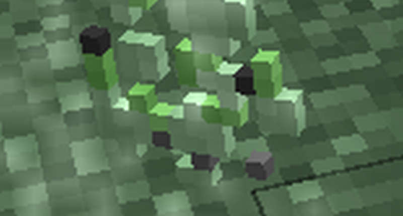 Image of grass seed in game.