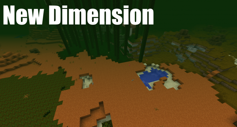 New Dimension to survive in.